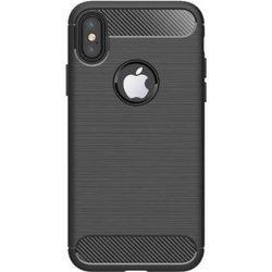 Etui WG Carbon do iPhone X czarne