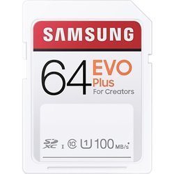 Karta pamięci SD Samsung EVO Plus 64 GB