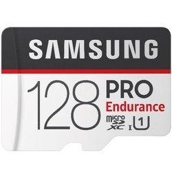 MicroSD Samsung PRO Endurance 128GB z adapterem