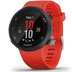 Smartwatch - Zegarek Garmin Forerunner 45 GPS duży czerwony
