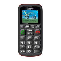 Telefon MaxCom MM428 czarny