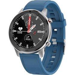 Zegarek - Smartwatch Męski Garett Men 5S niebieski