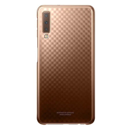 Case Gradation Cover do Samsung Galaxy A7