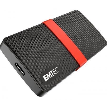 Dysk zewnętrzny Emtec SSD X200 256 GB