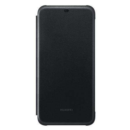 Etui Flip Cover do Huawei Mate 20 Lite czarne