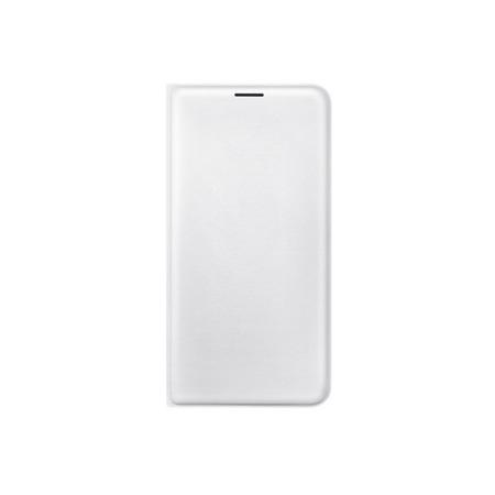 Etui Flip Wallet do Samsung Galaxy J7 (2016) White Biały