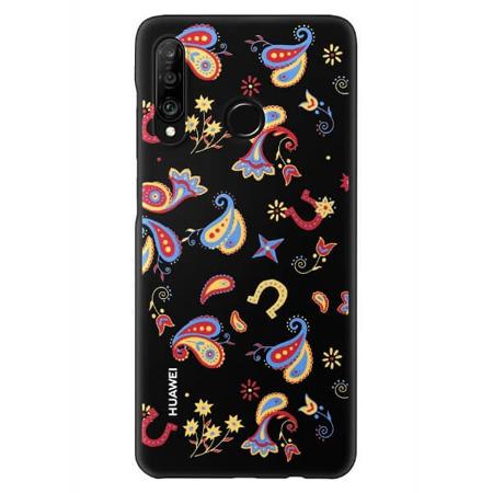 Etui Huawei do P30 Lite czarne