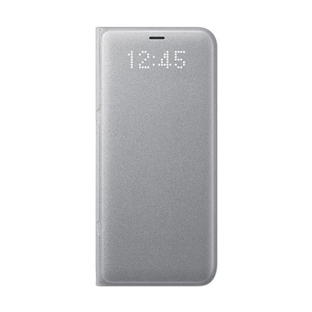 Etui LED View Cover do Galaxy S8, Silver