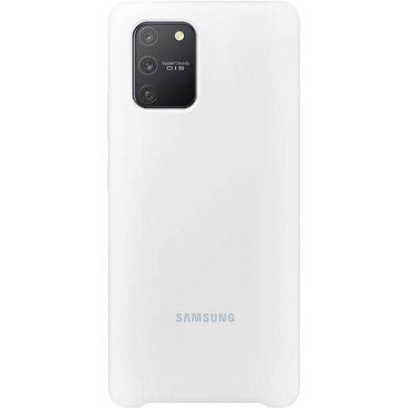 Etui do Samsung Galaxy S10 Lite silikonowe białe