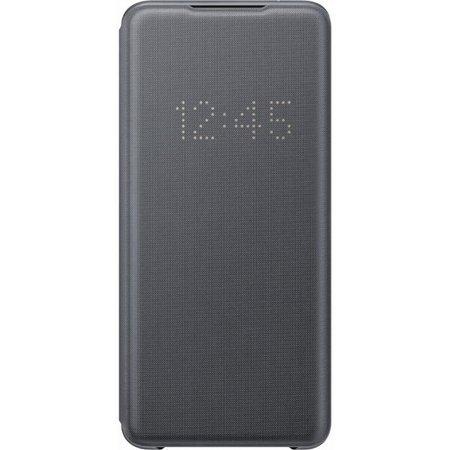 Etui do Samsung Galaxy S20 Ultra LED Case szary