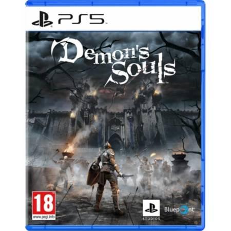 Gra Sony PS5 'Demon's Soul Remake'