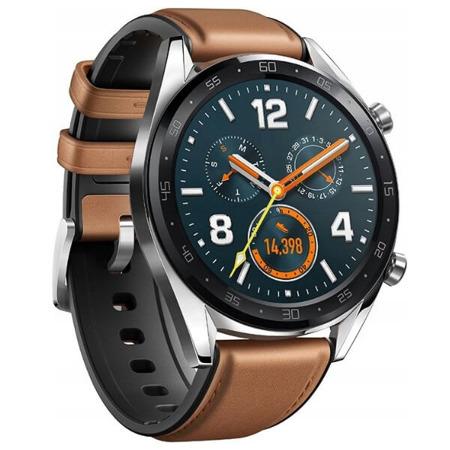 Huawei Watch GT brązowy