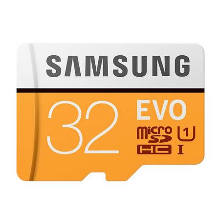 Karta pamięci MicroSD Samsung EVO 32GB z adapterem