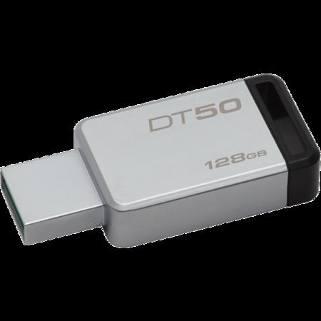Kingston Pendrive Data Traveler 50 128GB USB 3.0 Czarny