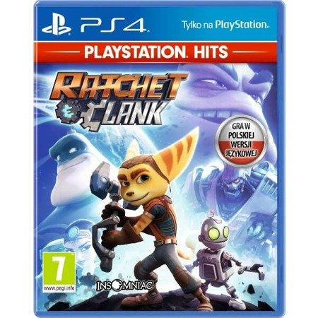 Ratchet & Clank HITS PS4 PL