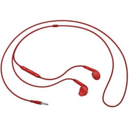 Słuchawki SAMSUNG In-Ear czerwone