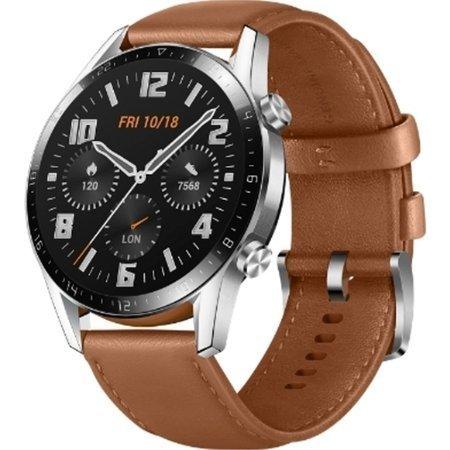 Smartwatch Huawei Watch GT 2 brązowy