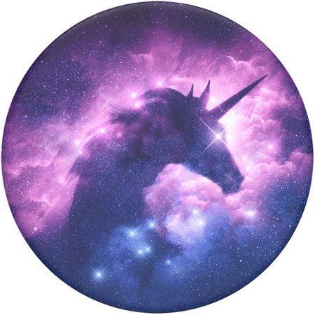 Uchwyt PopSockets Mystic Nebula wymienne krążki