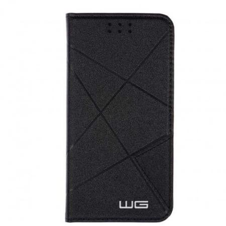 WG Pokrowiec Cross Flipbook czarny Samsung Galaxy Xcover 4