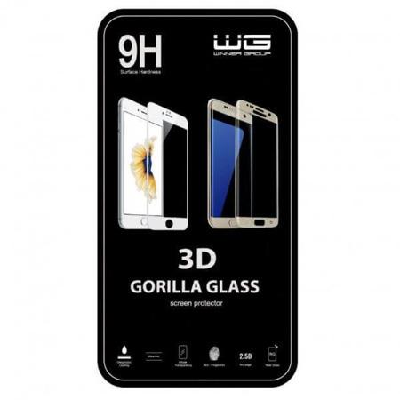 WG Sony Xperia XA Szkło Hartowane 3D czarne