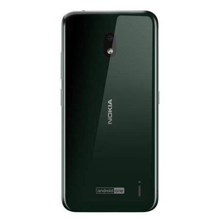Wymienna obudowa XP-222 do Nokia 2.2 zielona