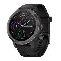 GARMIN zegarek vivoactive 3, blk/blk, slate
